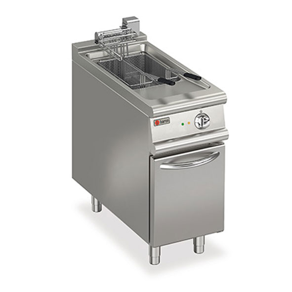 Baron 7FRI/E415 Single Pan Electric Fryer - Catercore