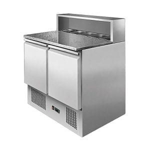 ATOSA ESL3801 Two Doors Table Saladette