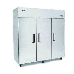 ATOSA MBF8006 Top Mounted Three Door Refrigerator