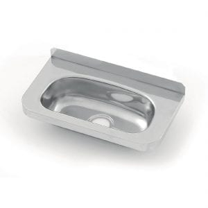 Compact Hand Basin and Brackets
